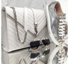 saint laurent bag and shoes- Yves Saint Laurent bags http://www.justtrendygirls.com/yves-saint-laurent-bags/