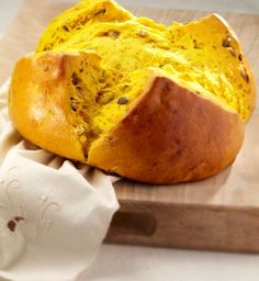 Pan di zucca di Sara Papa