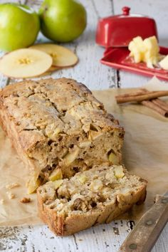 Recipe: Brown Butter Apple Loaf Breakfast Recipes from The Kitchn | The Kitchn