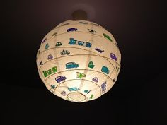 regolit lamp hack - Google Search