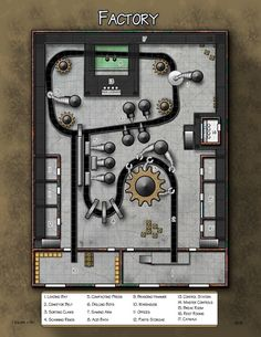 113 Best Shadowrun Floorplans Images Shadowrun Fantasy