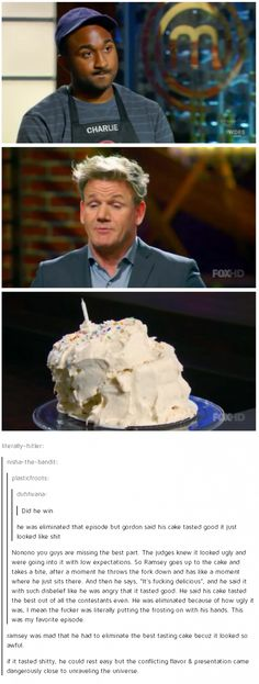 Gordon Ramsey is the best Funny Cute, The Funny, Hilarious, Funny Memes, Jokes, Videos Funny, Funny Gifs, Collateral Beauty, Funny Tumblr Posts