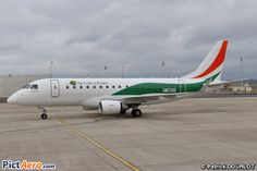 Air Cote D' Ivoire de Embraer