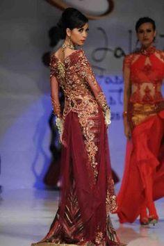 Modern Kebaya by Indonesian Designer AYOK DWIPANCARA Modern Kebaya 5815adf5cf