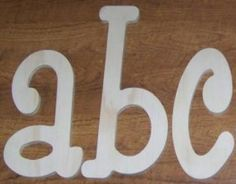 unfinished thin wooden wall letters, paintable thin wooden wall letters