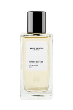 """Conjuring up the scent of exotic holidays, Sana Jardin's beautiful Berber Blonde combines orange blossom, neroli oil and musk to instantly call to mind glorious sunshine - even if it's absent in real life.   Sana Jardin Berber Blonde Eau de Parfum, £180 for 100ml. Available at [link url=""""https://www.harrods.com/en-gb""""]Harrods.com[/link]."""