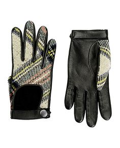The Quilted Driving Glove