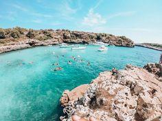 MALLORCA - co tam vidět? A co jsme tam stihli a nestihli za 5 dní Wanderland, Beach Travel, Summer Beach, Travel Inspiration, Rabbit, Spain, Water, Outdoor, Water Water