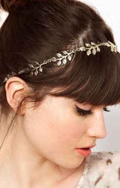 Leaves Hair Accessory
