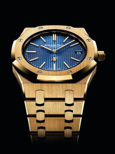 TimeZone : Industry News » SIHH 2017 - Audemars Piguet Royal Oak Extra-Thin