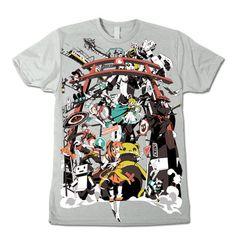 Crunchyroll - Store - Crunchyroll X Boomslank t-shirt