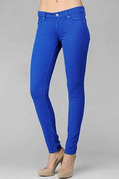 7 for all ManKind-The Skinny in Royalty Blue