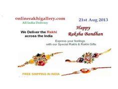 send-rakhi-to-us-uk-canada-australia by onlinerakhigallery via Slideshare