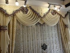 Children's Bedroom Decorating Ideas Begin With The Right Furniture Curtains And Draperies, Luxury Curtains, Home Curtains, Curtains Living, Drapery Panels, Hanging Curtains, Valances, Classic Curtains, Elegant Curtains