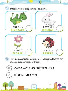 Clasa Pregătitoare : Un dragon prietenos Alphabet Worksheets, Preschool Worksheets, Activities For Kids, Crafts For Kids, Aba, Kids Learning, Therapy, Dragons, Studying