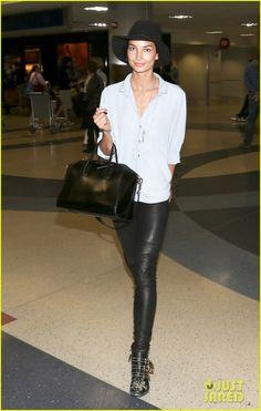 Lily Aldridge Picks Behati Prinsloo for Woman Crush Wednesday! | Lily Aldridge Photos | Just Jared