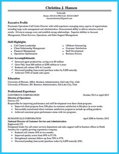 Customer Service Resume Template Resume Call Center Customer Service Resume  Template Resume Call Center Doc  Call Center Customer Service Resume