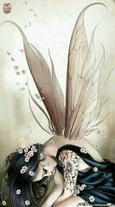 Zhang Xiao Bai #fairy