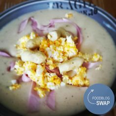 #FoodBlogSwap: 4Pure - Aspergesoep - Geur van Maillard
