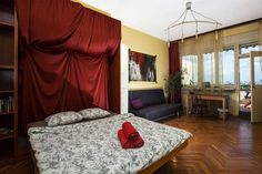 Your new room.)
