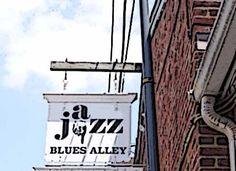 Jazz Blues Alley!