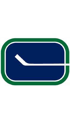 Vancouver Canucks 1970w Hockey Rules, Hockey Logos, Nhl Logos, Sports Logos, Sports Teams, Hockey Players, Vancouver Canucks, Tattoo Arm, National Hockey League