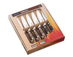 #Besteck #CHURRASCO #21499-910   CHURRASSCO Steakmesser-Set  6-tlg. mit Wellenschliff, braunCHURRASSCO Jumbo Steakmesser-Set 21199/910, 6-tlg. mit Wellenschliff, braun    Hier klicken, um weiterzulesen.
