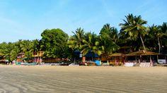 best beach ever - Palolem Beach, Goa, India (2013)