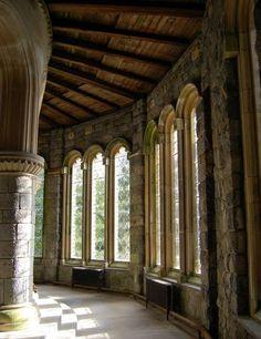 Exploring St. Conan's Kirk in Scotland