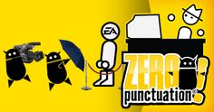 Zero Punctuation : 2018 Round-Up Video Game Facts, E3 2018, The Escapists, Geek Culture, Punctuation, Zero, Gaming, Presents, Notes