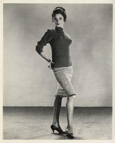 Picture of Susan Harrison Old Hollywood Actresses, Golden Age Of Hollywood, Vintage Ladies, Pin Up, The Past, That Look, Sweaters, Cardigans, Lady