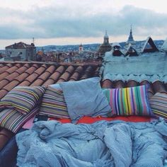 rooftop nap