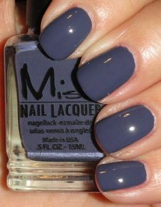 Misa Office Polish-tics from the 9 to 5:00 collection. | Nail Polish ...