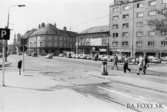 Bratislava, Old Street, Nostalgia, Louvre, Street View, Geo, Building, Squares, Travel