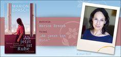 Debüt: Marion Brasch - Ab jetzt ist Ruhe