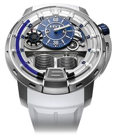 Cellini Jewelers carries HYT H1 Iceberg2 Men's Watch. Visit our stores or shop online at www.cellinijewelers.com today.