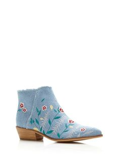EUR155.00$  Watch here - http://vissp.justgood.pw/vig/item.php?t=vy6v1856506 - JOANAH LOW DENIM BOOT