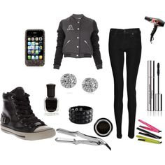 """jock outfit"""" by chelsea-aran ❤ liked on Polyvore 