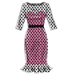 M6893 Misses' Dresses   Create it !
