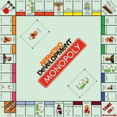 Arrested Development Monopoly