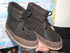 Yak slippers! We're working with small business owners in Mongolia to help them get their goods to market.