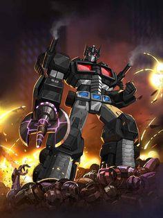Images For > Transformers Legends Nova Prime