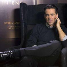 Colin Farrell apareció en la Ciudad de México