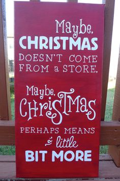 New Christmas Canvas. Check out my Etsy store to order online.