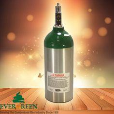 #Medical #Oxygen with post #valve - 9.0 cu ft