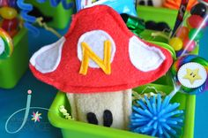 """Photo 1 of 47: Super Mario Brothers / Birthday """"Nate's 3rd Birthday""""   Catch My Party"""