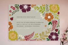 ladybug invite from minted (REVEL Picks: Whimsical Wedding Invitations)