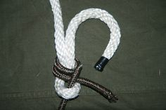The Double Becket Bend • join 2 ropes • useful and important knots for survival…
