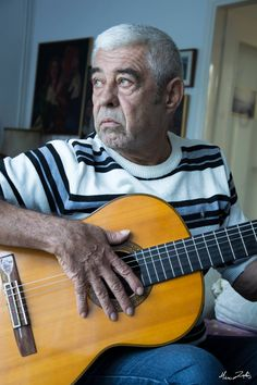 my father by manos zervos My Father, Music Instruments, Guitar, Photography, Musical Instruments, Photograph, Fotografie, Guitars, Fotografia