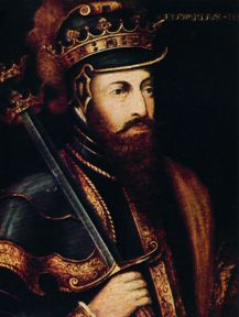 King Edward III of England: Possibly the most successful, young ruler of England in history.